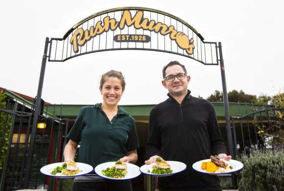 Bostock Chefs Set to Serve Up Organic Lunches in Hastings