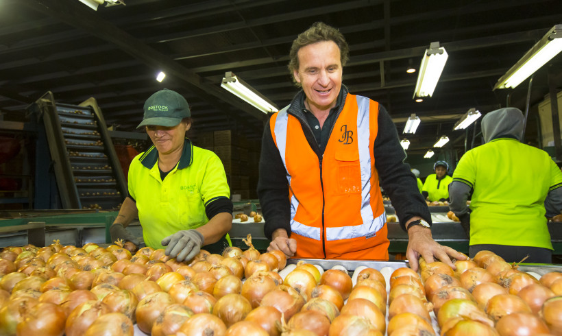 New Zealand Fresh Produce Growers Gear Up for World's Biggest Fresh Produce Show