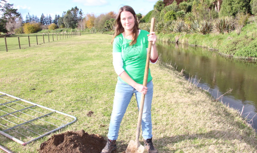 Bostock New Zealand Challenges Other Landowners to Help Clean Up the Karamū Stream