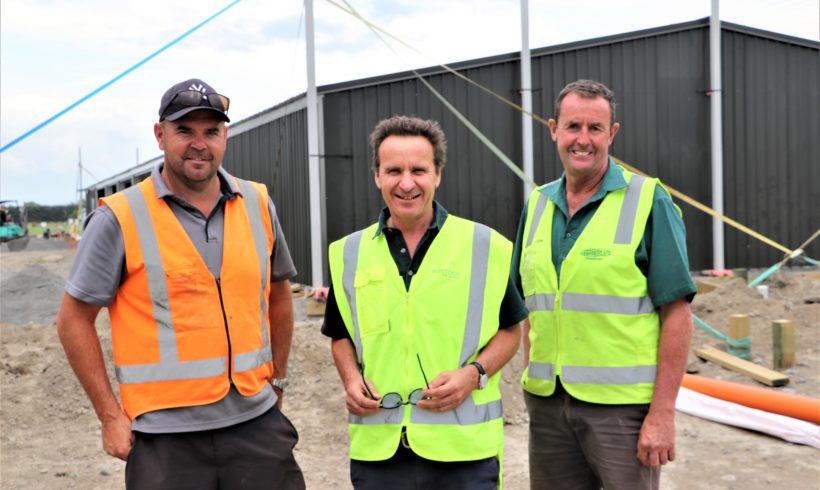 Hawke's Bay's Largest Purpose-Built Accommodation for Seasonal Workers is Well Underway
