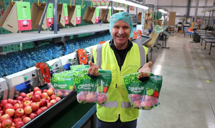 World First for Hawke's Bay Organic Apple Company