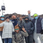 Hawke's Bay Overseas Workers Treated to Trip of a Lifetime to the Snow