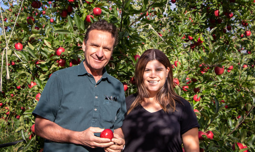 New Zealand's Largest Organic Apple Grower Expands Further into Vietnam